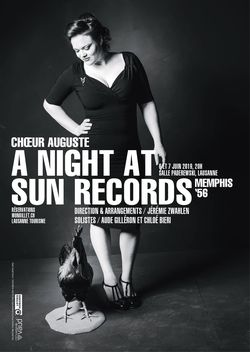 Affiche du concert A Night at Sun Records